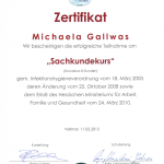 Zertifikat-Michaela-Gallwas