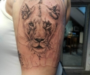 tattoo_motive fauna_10